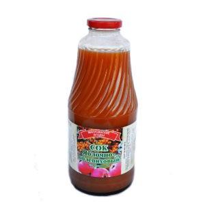 «Яблочно-облепиховый сок» стерилизованный