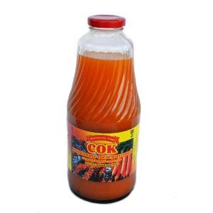 «Морковно-облепиховый сок» стерилизованный